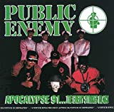album art to Apocalypse 91 ... The Enemy Strikes Black