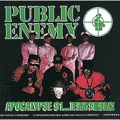 public enemy - apocalypse 91 ...the enemy strikes back