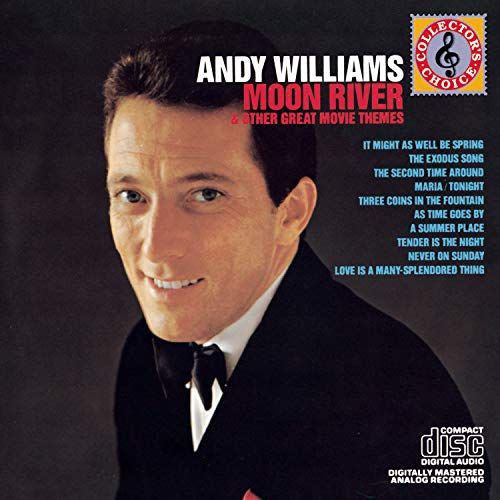Andy Williams - Moon River Lyrics - Lyrics2You