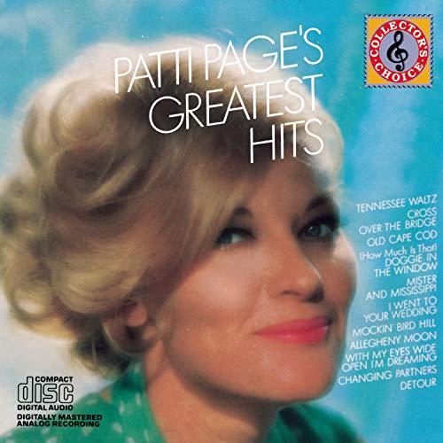 Patti Page - Encyclopaedia Of Music - 50