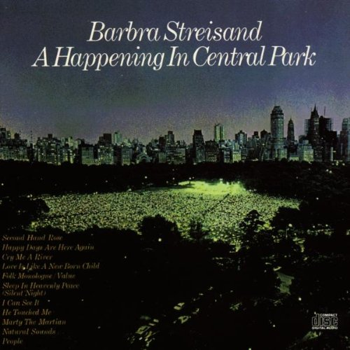 Barbara Streisand - A Happening In Central Park - Zortam Music
