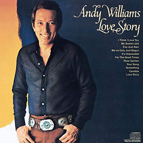 Andy Williams - Love story - Zortam Music