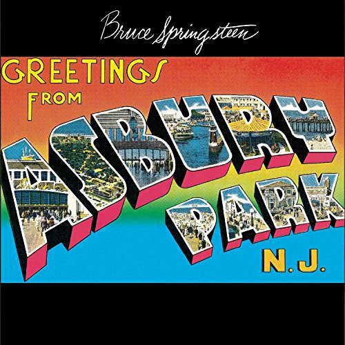 Bruce Springsteen - Greetings from Asbury Park, N - Lyrics2You
