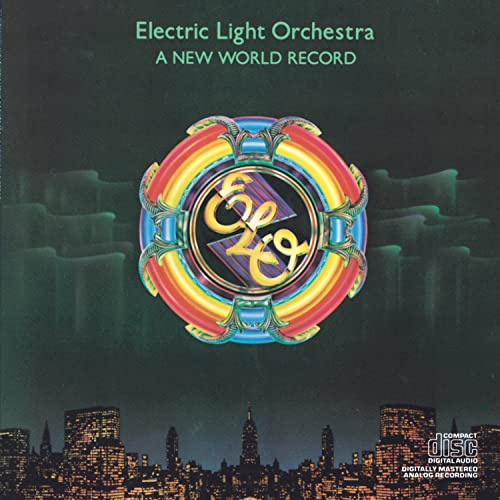 Electric Light Orchestra - A New World Record - Zortam Music