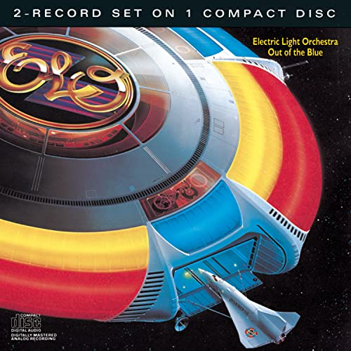 Electric Light Orchestra - Out Of The Blue - Zortam Music