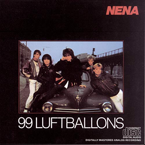 Nena - 99 Red Balloons Lyrics - Zortam Music