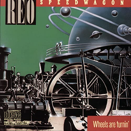 REO Speedwagon - Can