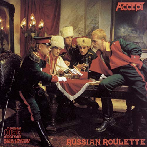 Accept - Russian Roulette (Reissue) - Zortam Music