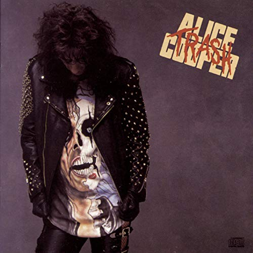 Trash by Alice Cooper album cover