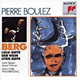 Alban Berg: Lulu Suite/The Wine/Lyric Suite