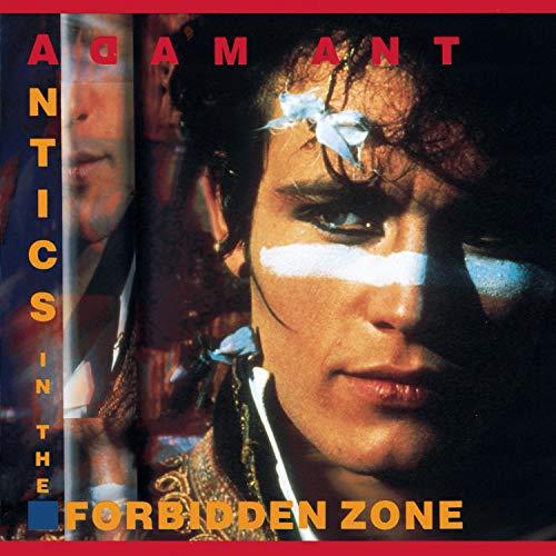 ADAM ANT - Forbidden Zone - Zortam Music