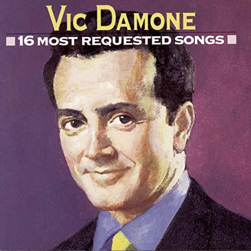 16 Most Requested Songs by Vic Damone album cover