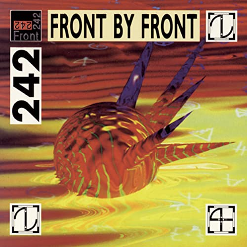 Front 242 - headhunter 12