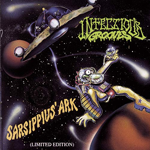 Infectious Grooves - Sarsippius