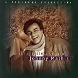 Skivomslag för The Christmas Music of Johnny Mathis: A Personal Collection