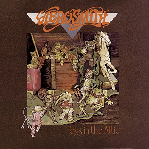 Aerosmith - Toys In The Attic (Rm) - Zortam Music