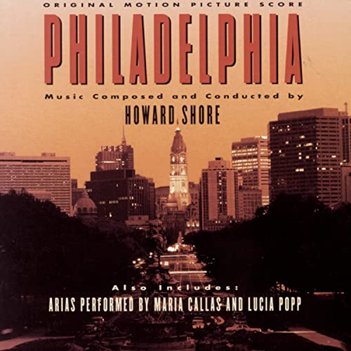 Philadelphia: Original Motion Picture Score
