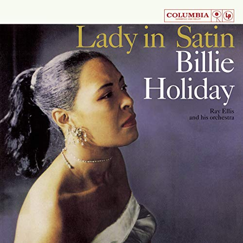 Billie Holiday - Lady In Satin The Centennial Edition - Zortam Music