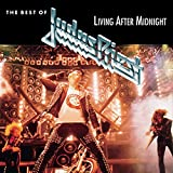 album art to Best of Judas Priest: Living After Midnight