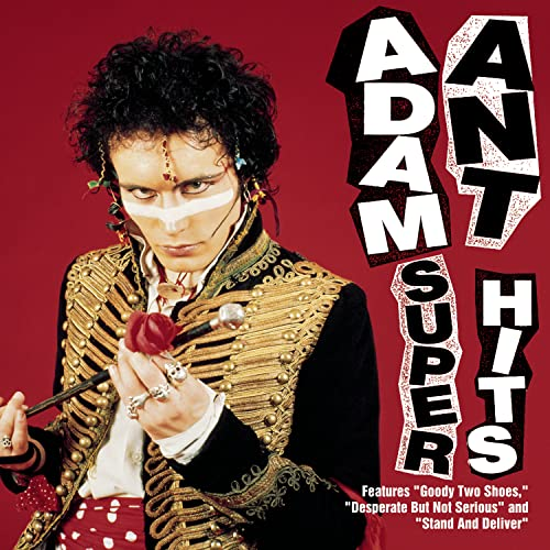ADAM ANT - Strip Lyrics - Zortam Music