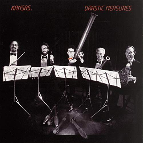 Kansas - Drastic Measures - Zortam Music