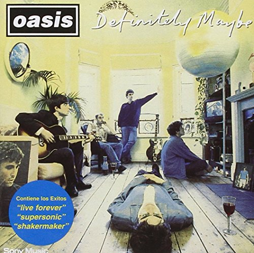 Oasis - Defintely Maybe - Zortam Music