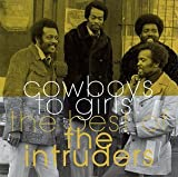 Capa do álbum Cowboys to Girls: The Best of the Intruders: