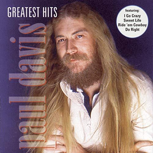 PAUL DAVIS - Paul Davis - Greatest Hits - Zortam Music