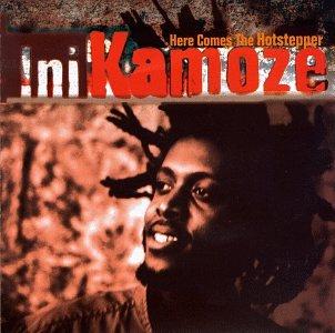 Ini Kamoze - Here Comes the Hotstepper [Musikkassette] - Zortam Music
