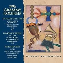 grammy nominees 1996
