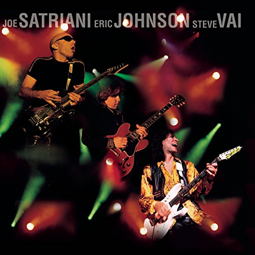 Joe Satriani - G3: Live In Concert - Zortam Music