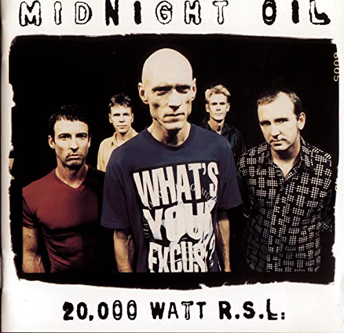 Midnight Oil - 20,000 Watts R.S.L.: Greatest - Zortam Music