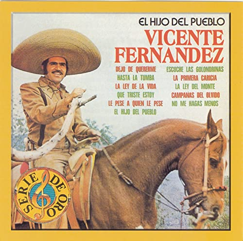 Vicente Fernandez - La Ley Del Monte Lyrics - Zortam Music