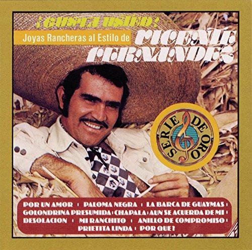 Vicente Fernandez - Anillo De Compromiso Lyrics - Zortam Music