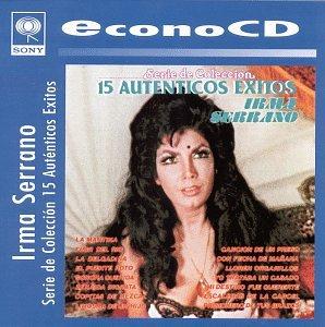 Irma Serrano - Econo Series - Zortam Music