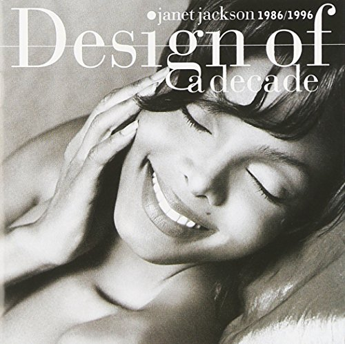 Janet Jackson - Design of a Decade: 1986-1996 - Zortam Music