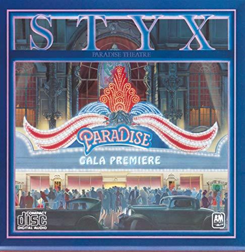 Styx - Paradise Theater - Zortam Music