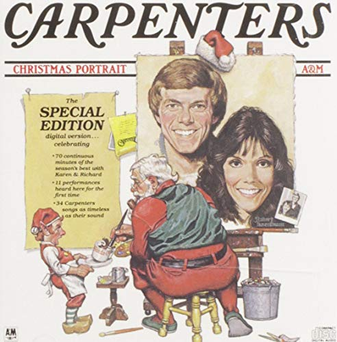 CARPENTERS - Christmas Portrait - Zortam Music