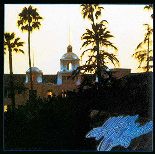 Eagles - Hotel California (Gold Disc) - Zortam Music
