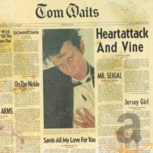 Tom Waits - Heartattack And Vine - Zortam Music
