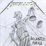 album art to ...and Justice for All