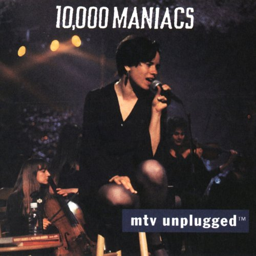 10000 Maniacs - Because The Night (CD Single) - Zortam Music