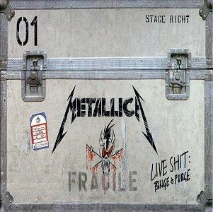 Metallica - Live Shit: Binge & Purge [Musikkassette] - Zortam Music