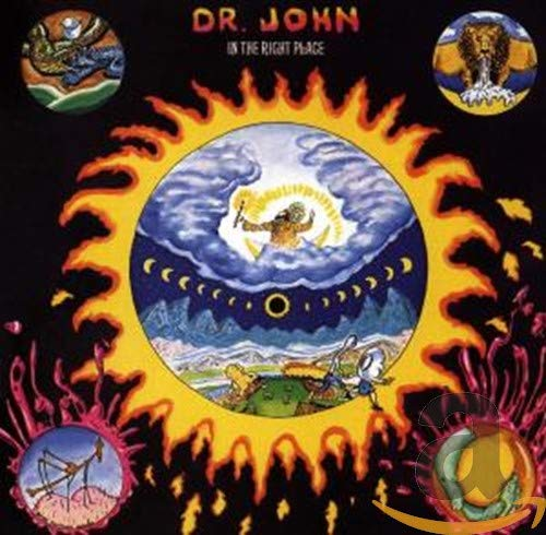 Dr. John - In the Right Place - Zortam Music