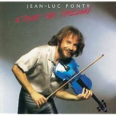 Jean-Luc Ponty Jazz Violin