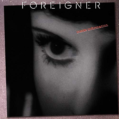 Foreigner - Inside Imformation - Zortam Music