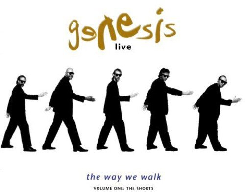 Genesis - Genesis Live: The Way We Walk, Vol. 1 (The Shorts) - Zortam Music