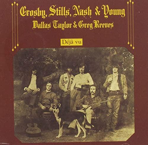 Crosby, Stills, Nash & Young - Dejà Vu - Zortam Music