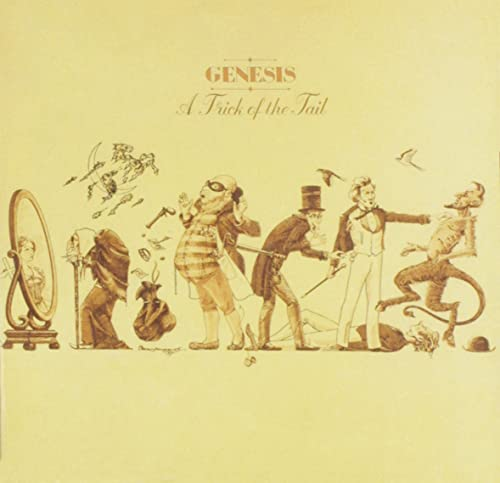 Genesis - Trick of the Tail - Zortam Music