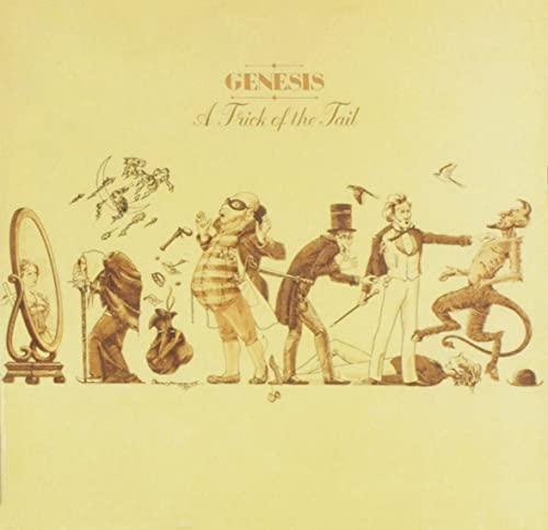 Genesis - Mad man moon Lyrics - Lyrics2You